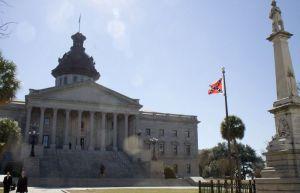 SC Confederate banner